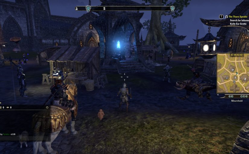 The Many Appeals of The Elder Scrolls Online